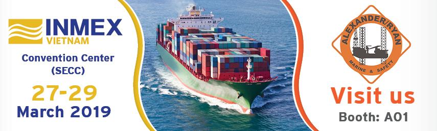 Alexander/Ryan Marine & Safety at INMEX Vietnam