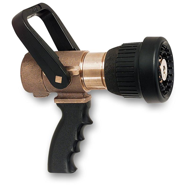 [060NOZZAKRON3020] 1 1/2'' Shipboard Vari-Nozzle with Pistol Grip image