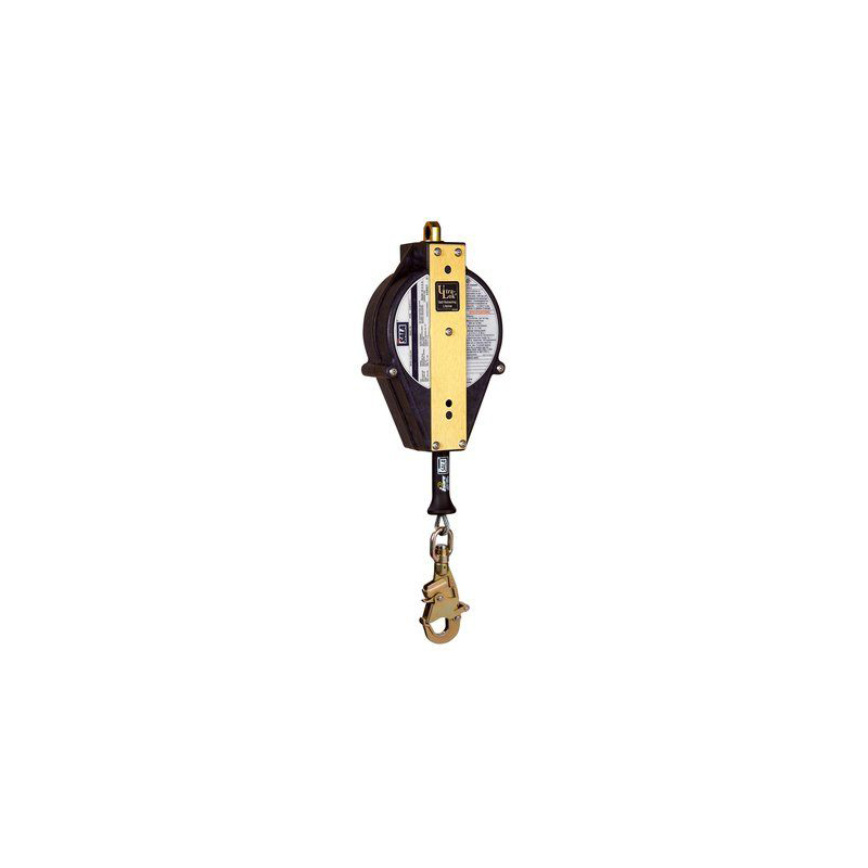 [080-BLOK0014] 3M™ DBI-SALA® Ultra-Lok™ Self Retracting Lifeline, Cable 3504430, 30 ft. (9.1m), 1 EA image