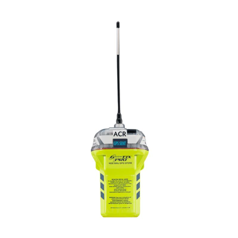 [080-EPIR0021] GlobalFix™iPRO 406 GPS EPIRB, Integral GPS, External GPS image
