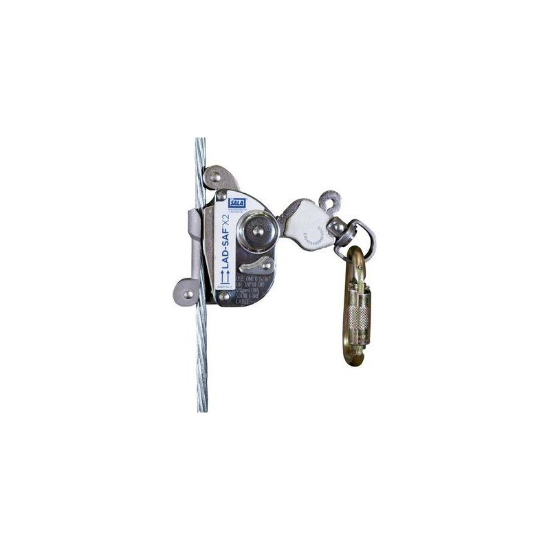 [080-LADS0017] 3M™ DBI-SALA® Lad-Saf™ X2 Detachable Cable Sleeve 6160030, 1 EA image