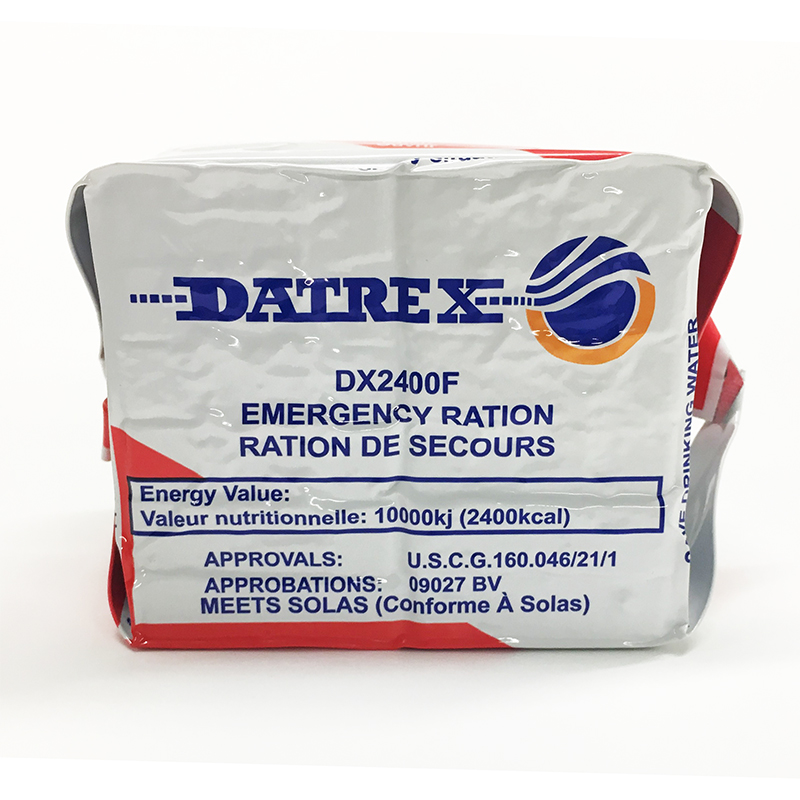 [140-FOOD0002] DATREX WHITE Water RATION 2,400 KCAL, 30 PACKS image
