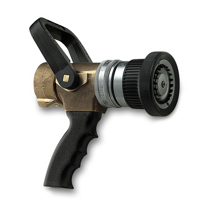 [20822] 1 1/2'' Industrial Turbojet Fire Hose Nozzle with Pistol Grip image
