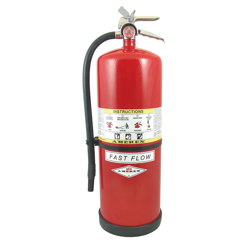 [20827] High Performance Dry Chemical 20 LB ABC Hose & Nozzle Hand Portable Extinguisher, Compliance Flow image