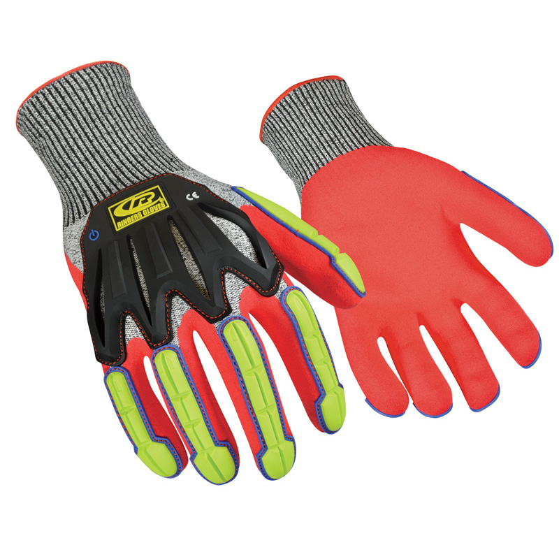 [20950] Knit Cut 5 Impact Glove Touch image