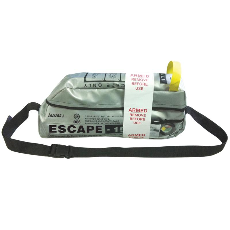 [70321] LALIZAS Emergency evacuation Breathing device''ESCAPE-15'' image