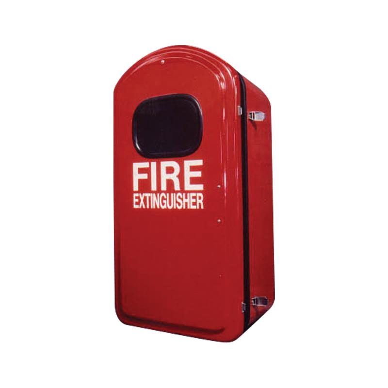 [200186] Fire Extinguisher Cabinet, Fiberglass 36'' x 18-3/4'' x 13'' image