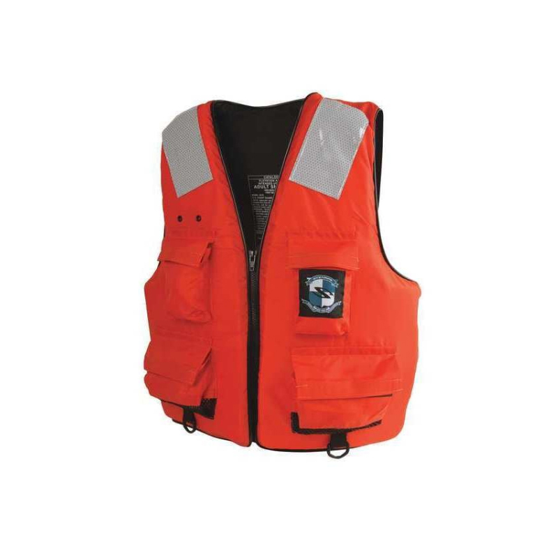 [20765] Stearns Pfd I422 Ind First Mate 4X Org Ovs C006 image
