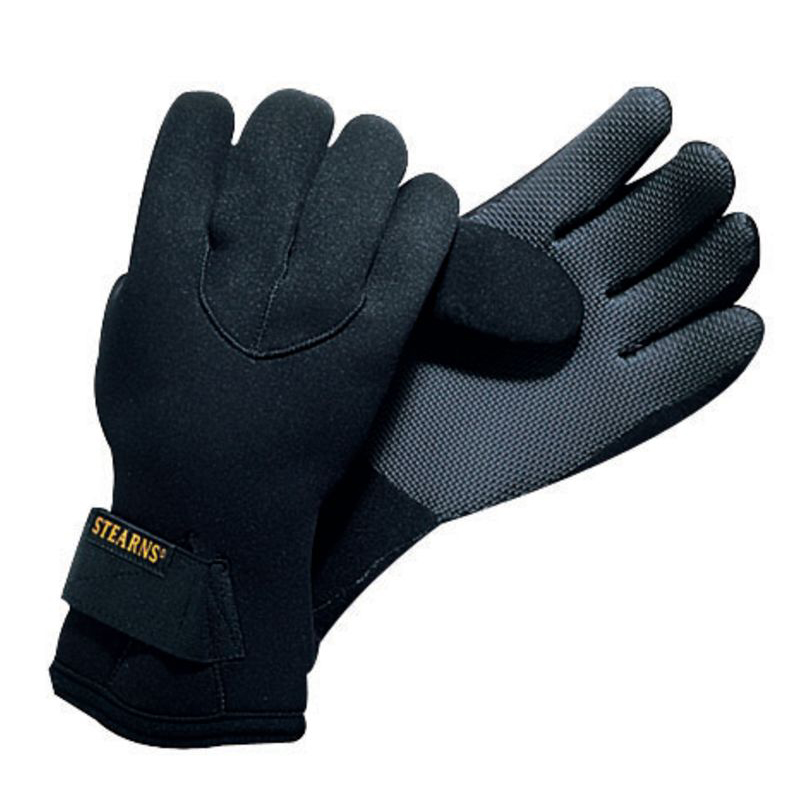 [20798] Stearns Gloves 5600 Neo Sportsmans Blk L C012 image