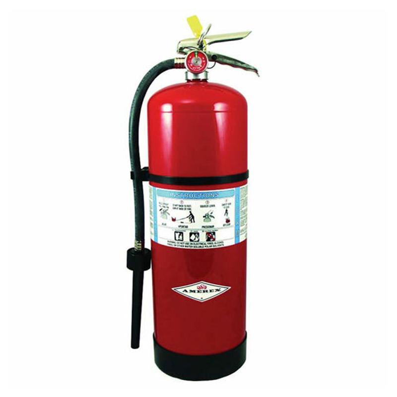 [20825] Amerex Coast Guard-Approved 2½ Gallon AFFF ATC Foam Extinguisher, Model 250 image