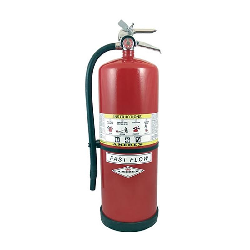 [20831] Amerex High Performance Dry Chemical 30lb Purple K Hose & Nozzle  Portable Ext., Fast Flow, Mod 569 image