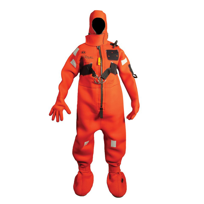 [21404] Mustang Immersion Suit w/ harness, USCG/SOLAS, Adult Universal image