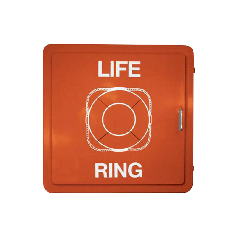 [23287] Thomas Life Ring Buoy Cabinet, 37-1/4'' x 37-1/4'' x 6'' image