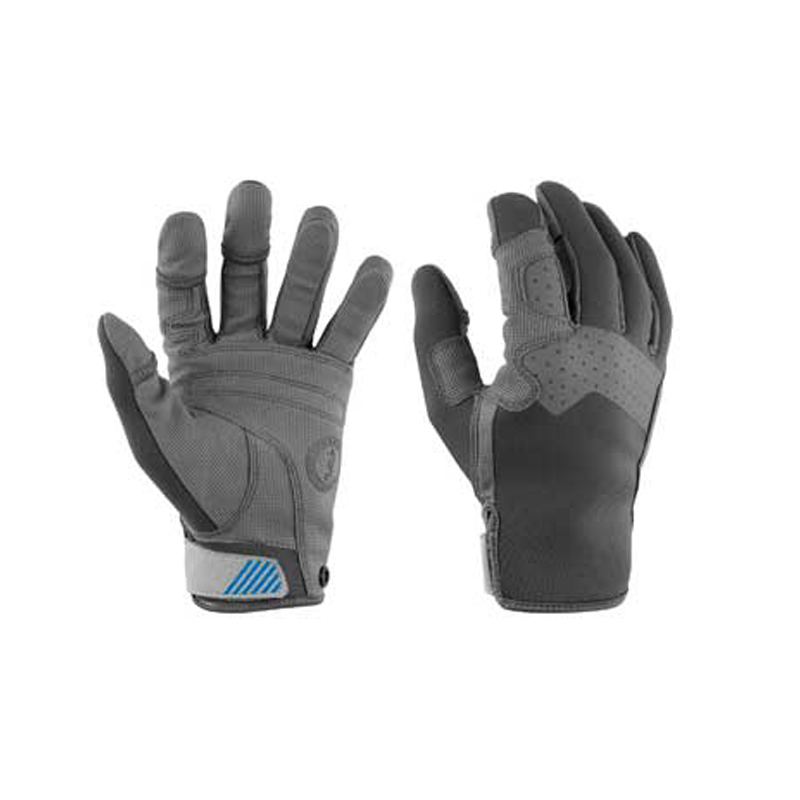 [27063] Mustang Traction Full Finger Glove Large image