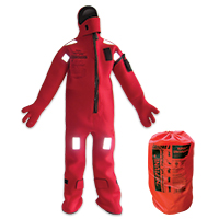 [70454] LALIZAS Immersion Suit 'Neptune',SOLAS,Universal, Insulated - with neoprene gloves image