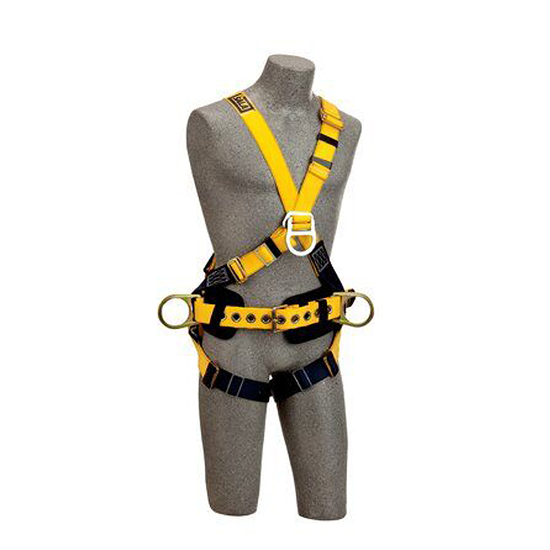 3M™ DBI-SALA® Delta™ Cross-Over Construction Style Climbing Harness, Large image