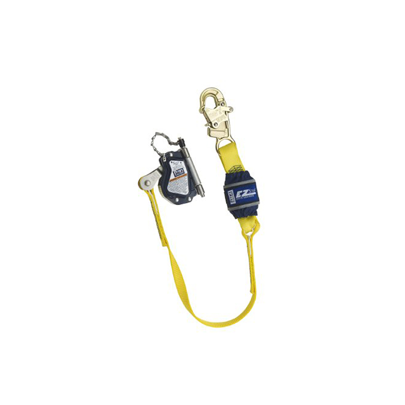 3M™ DBI-SALA® Lad-Saf™ Mobile Rope Grab with Attached EZ-Stop™ image