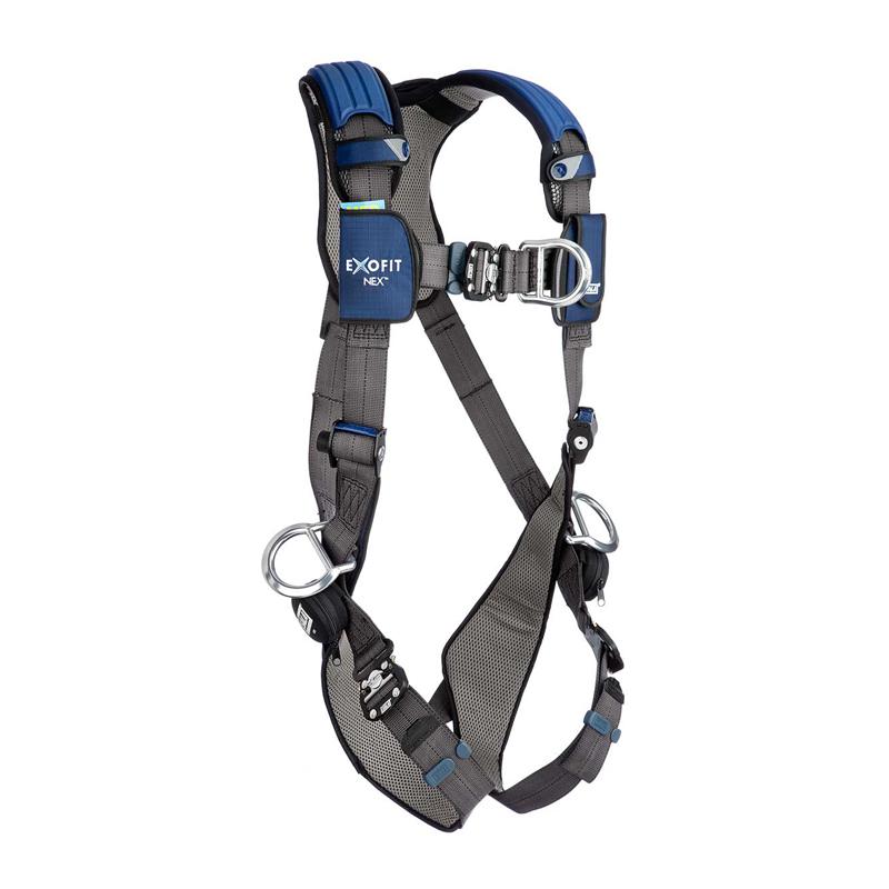 3M™ DBI-SALA® ExoFit NEX™ Vest-Style Positioning/Climbing Harness, Large image