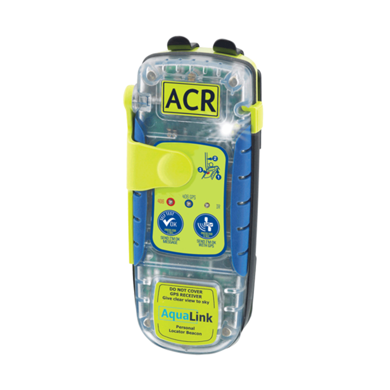 AquaLink™ 406 GPS PLB 24-hr Operating life;(PLB-350B) Strobe image