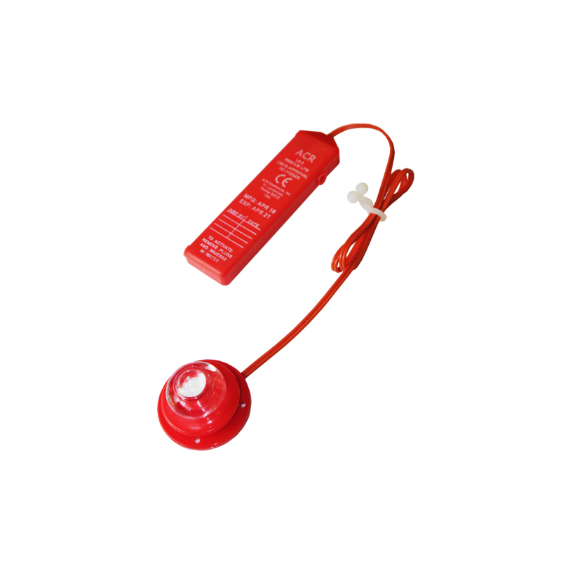 "L8-3 Personal Rescue Light®, Water Activated Battery. USCG, 18"" image"