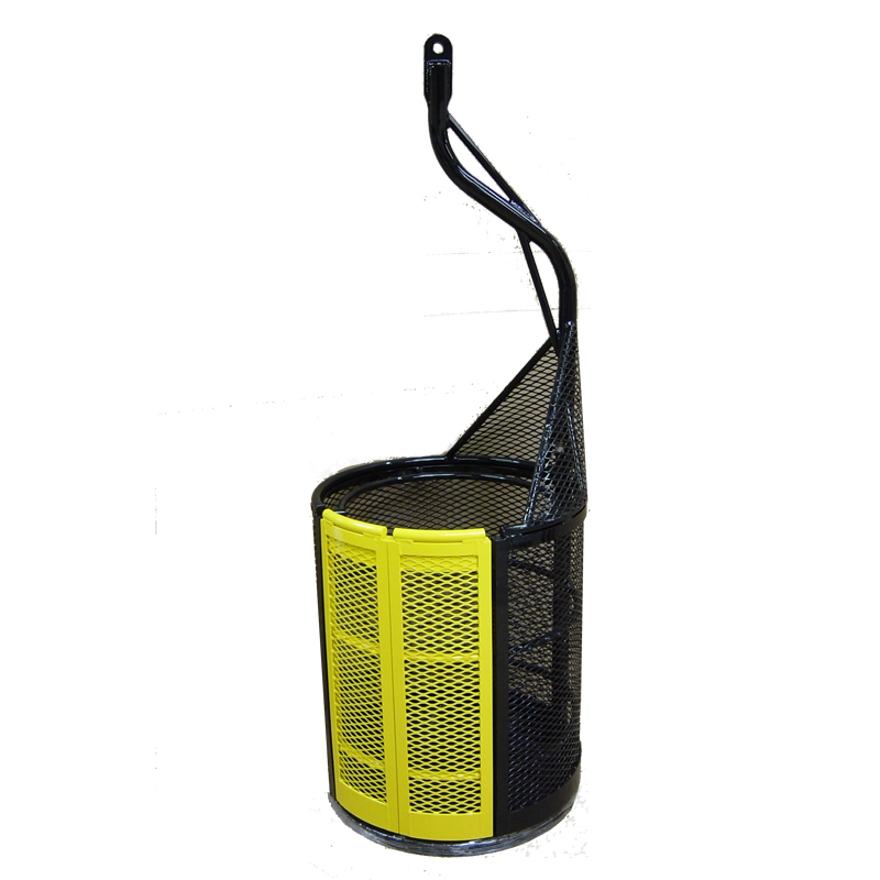 Collapsible Cargo Baskets, w/cable pick up slings image