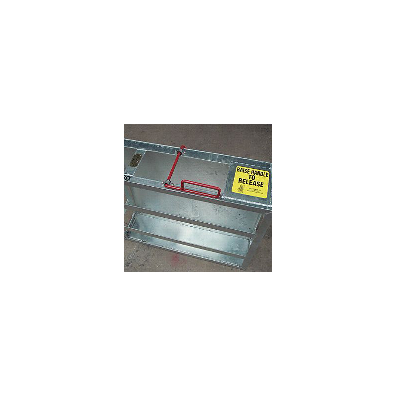 Ring Buoy Release Mechanism (RBRM), 2 cages per set (port & starboard) image