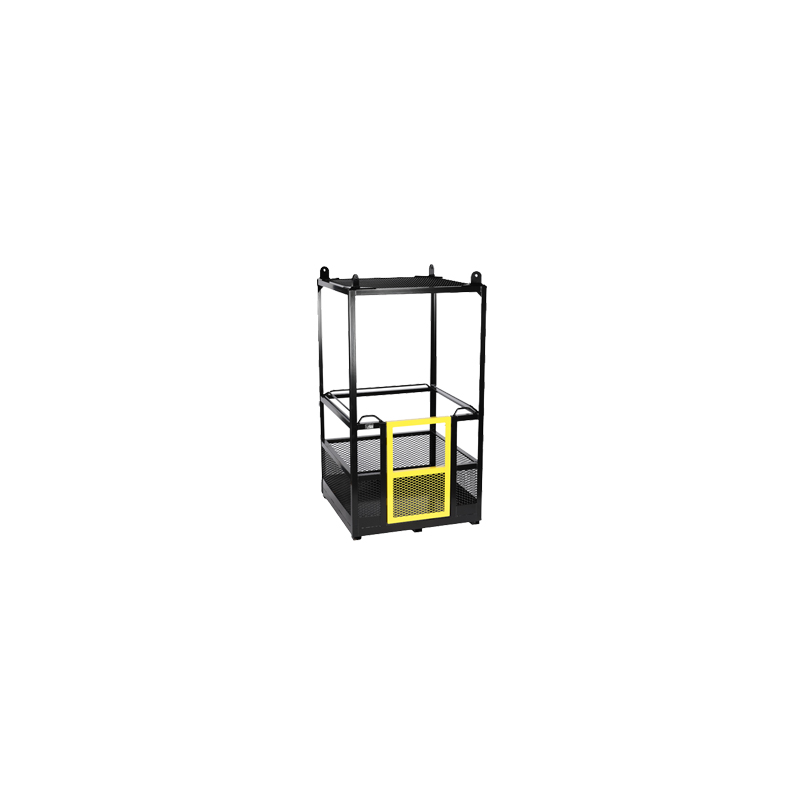 OSHA Man Baskets, Fork lift basket image