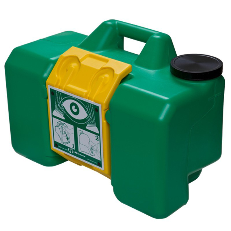 Plastic Portable Series Gravity-operated, 9-gallon eyewash image