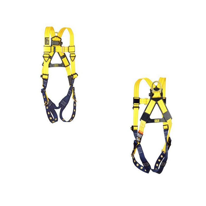 3M™ DBI-SALA® Delta™ Vest-Style Harness 1102000, Universal image