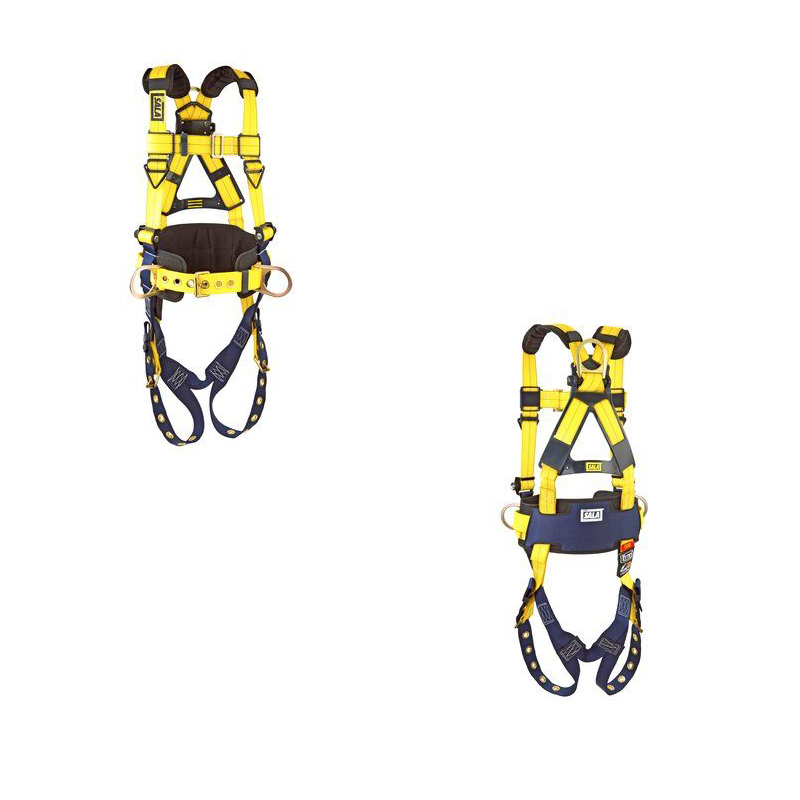 DBI-SALA® Delta™ Construction Style Positioning Harness 1101655, Large image
