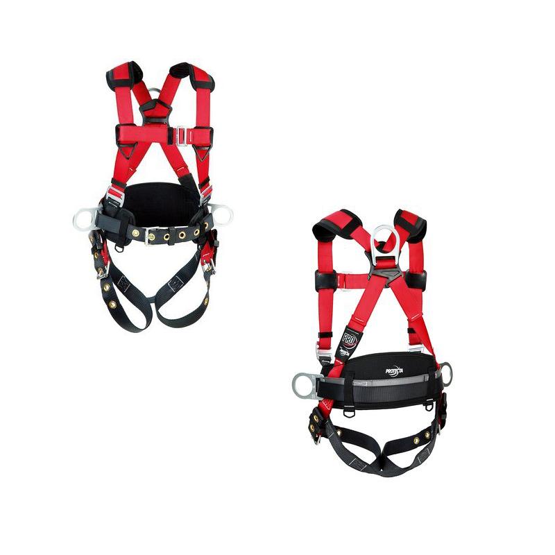 3M™ PROTECTA® PRO™ Construction Style Positioning Harness 1191209, Medium/Large image