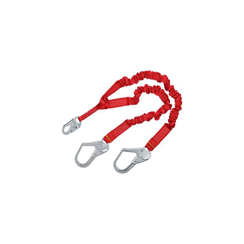 3M™ PROTECTA® PRO™ Stretch 100% Tie-Off Shock Absorbing Lanyard 1340161 image