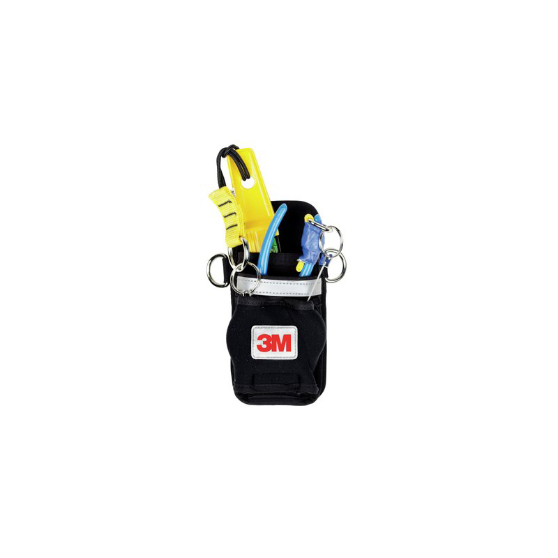 3M™ DBI-SALA® Dual Tool Holster with 2 Retractors, Harness 1500109, 1 EA image