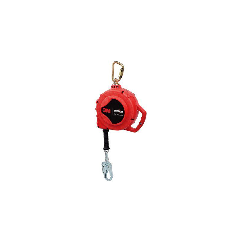 3M™ PROTECTA® Rebel™ Self Retracting Lifeline, Cable 3590550, 50 ft. (15.2m), 1 EA image