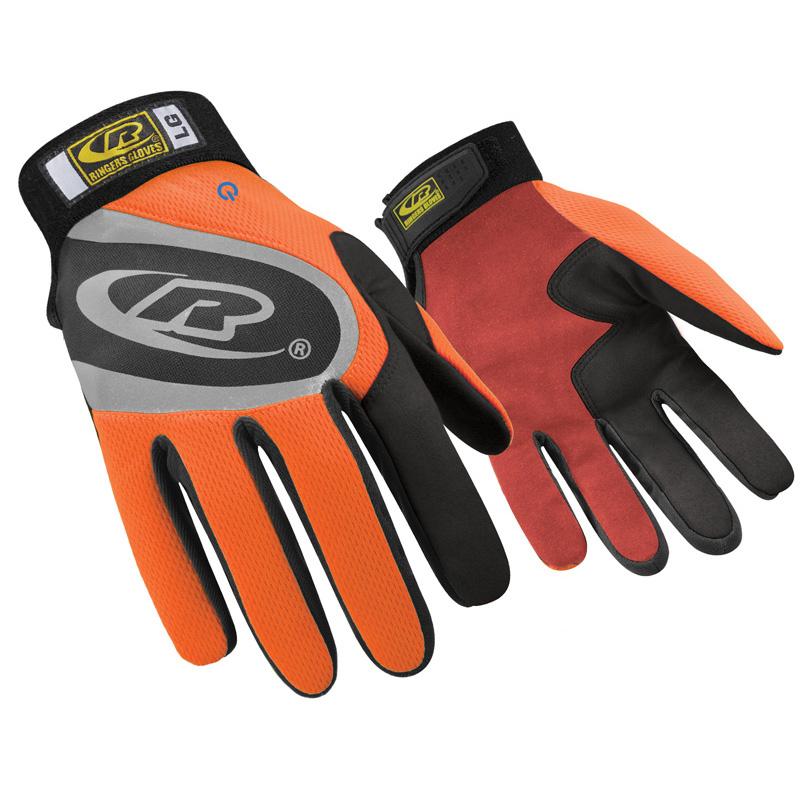 R-13 Authentic Glove Orange Touch image