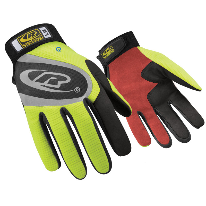 R-13 Authentic Glove Hi-Vis Touch image