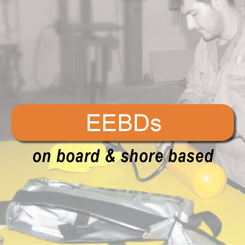EEBDs - on board & shore based image