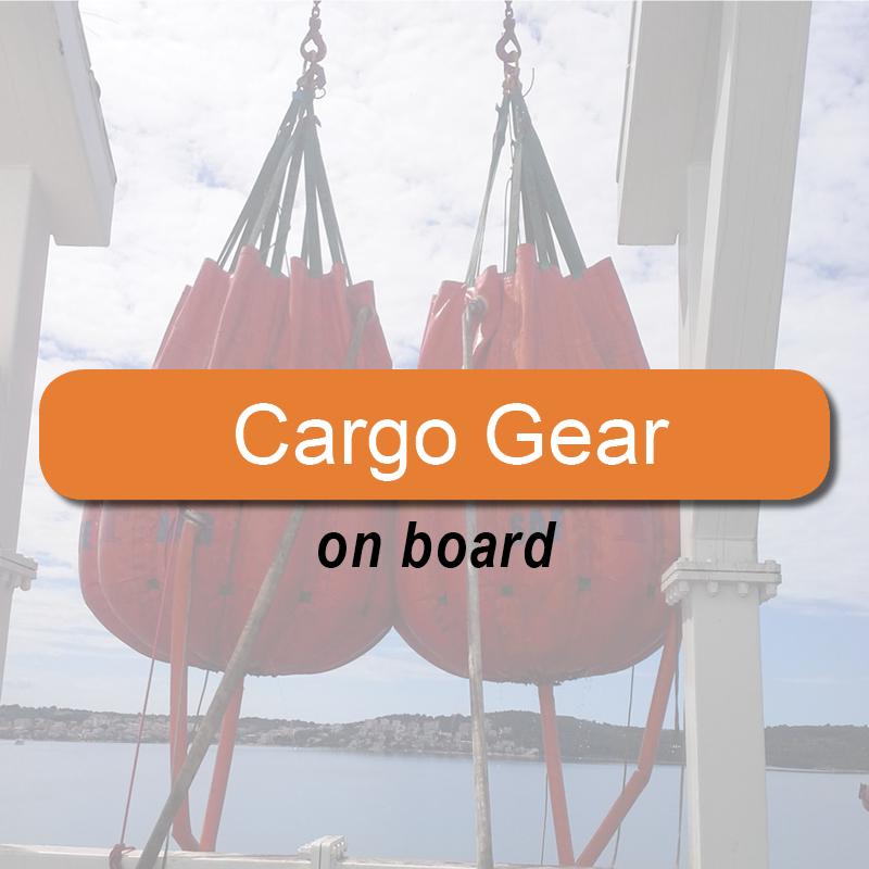 Cargo Gear - on board image