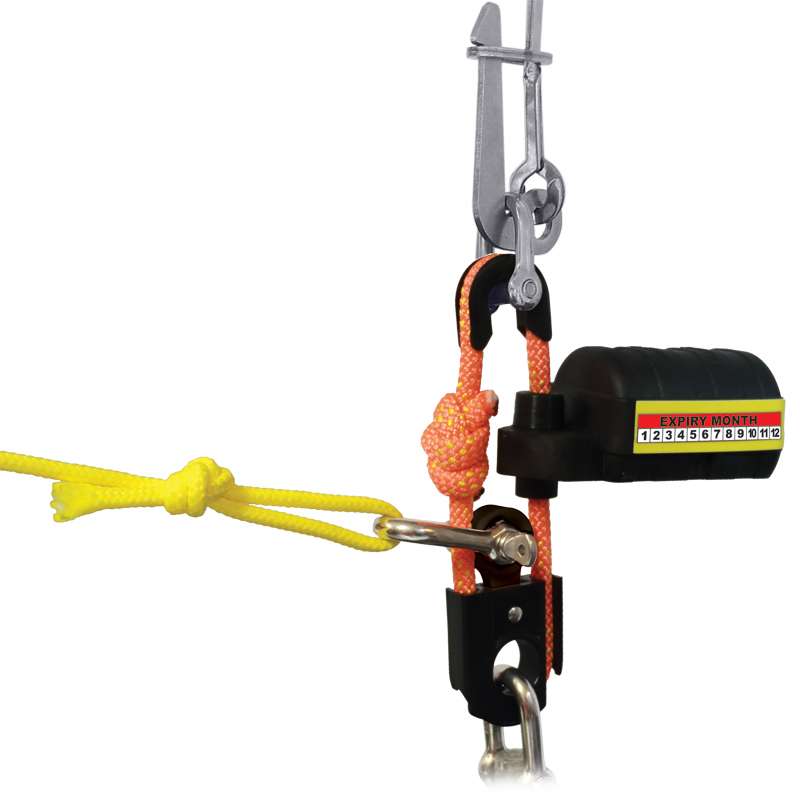 LALIZAS Hydrostatic Release Unit for Life Rafts, SOLAS/MED/USCG thumb image 1