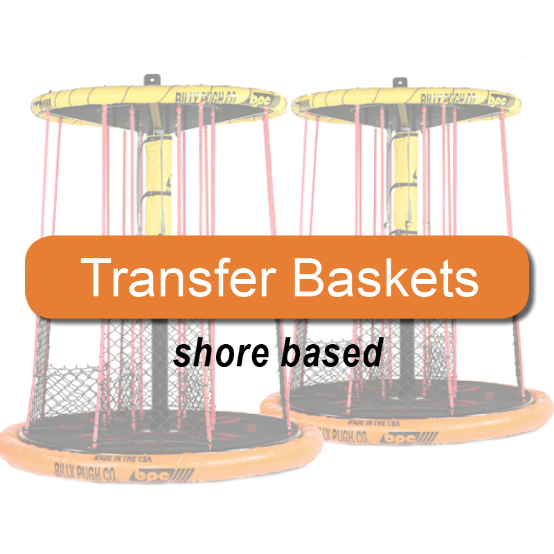 Transfer Baskets - shore based image