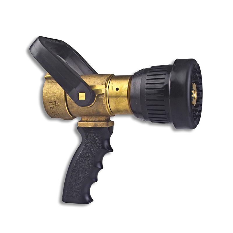 Akron Fog Nozzle with Pistol Brass 1 1/5'' image