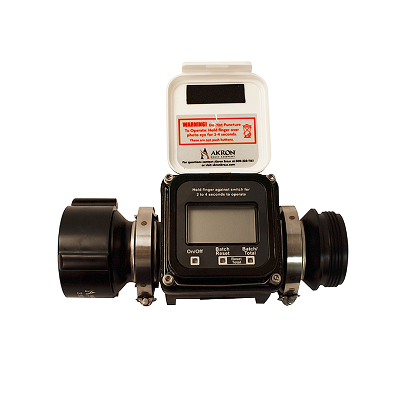 Akron Akroflow, Portable Flow Meter, Operates with Fire Hose size 1.5'', 1.75'', and 2.5'' image