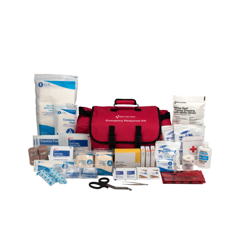 First Aid Only, First Responder Kit, 151 Piece, Fabric Case image