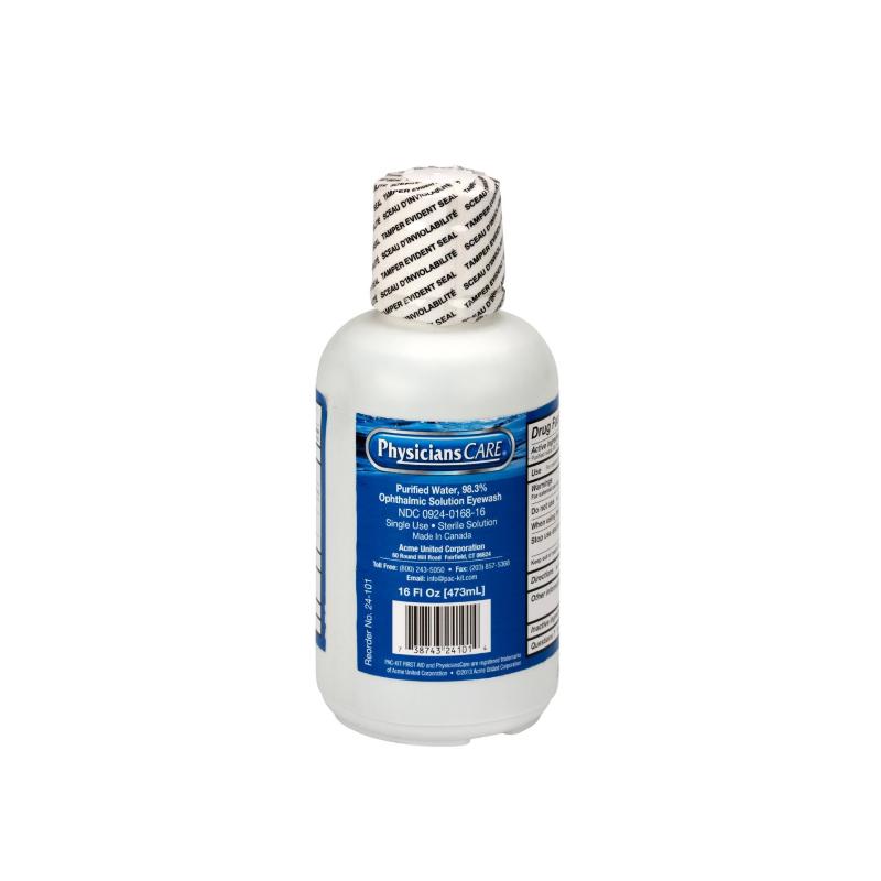 24-101 16 oz. Eye Flush Bottle image