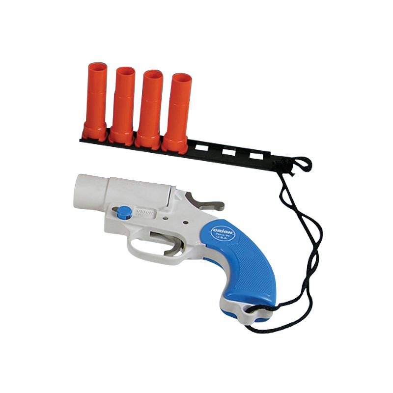 25 MM Alerter Basic with Neoprene Case (Launcher & 4 Aerials), 2 per case image