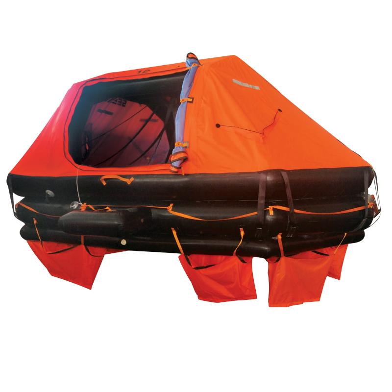 LALIZAS Liferaft SOLAS OCEANO, Davit-Launched Self-Righting image