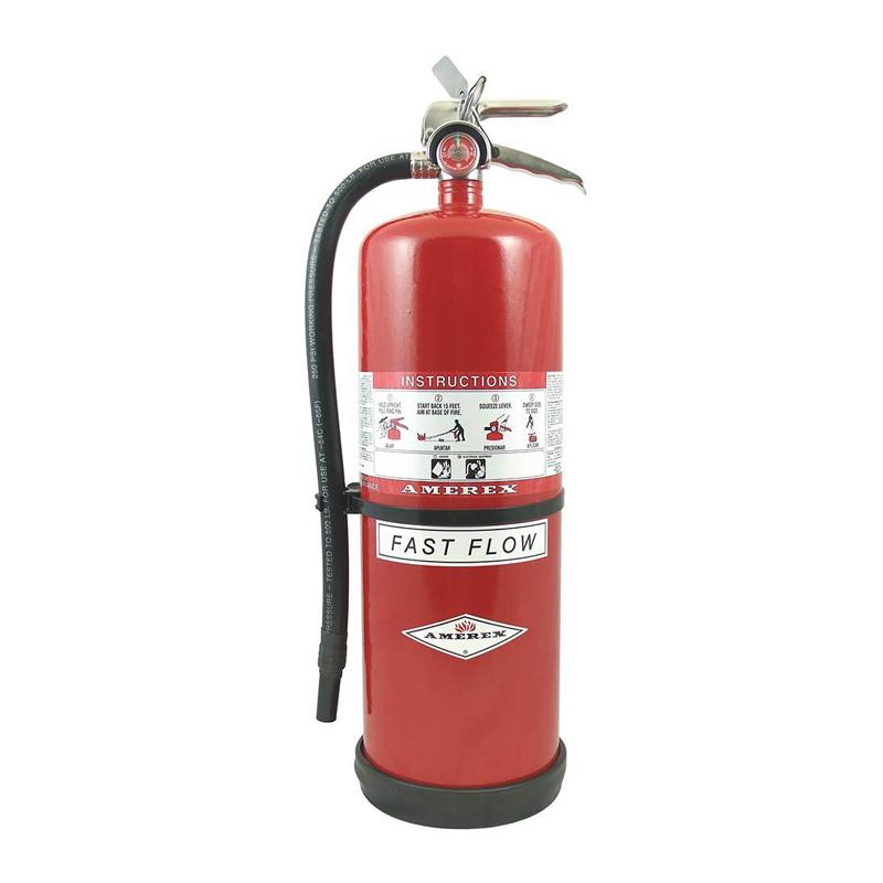 Amerex Fire Extinguisher 20lb, Model 581 image