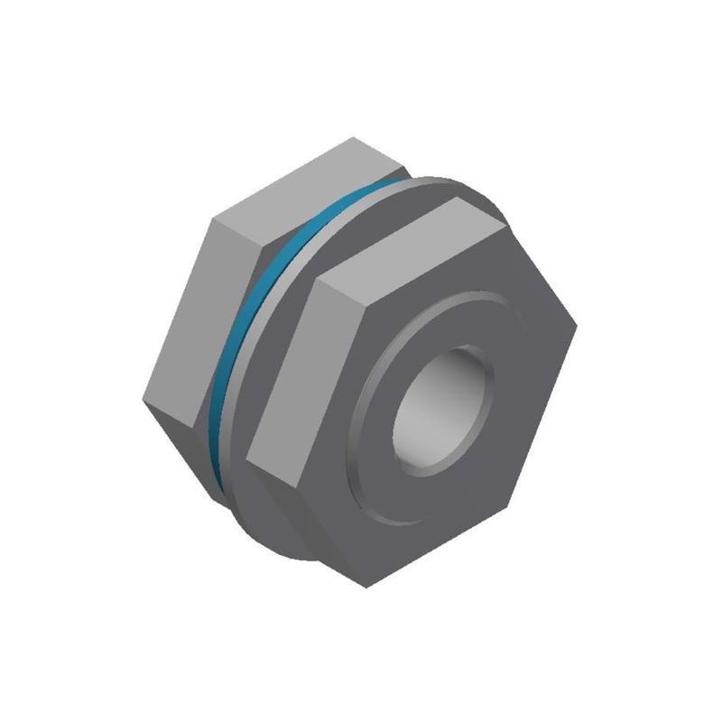 Amerex® ''Quick Seal'' Adaptor - 3/8'' Pipe Thread image