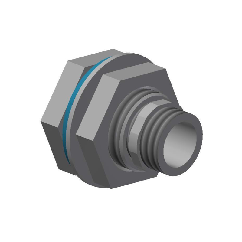 Amerex® Quick Seal Corner Pulley Adapter image