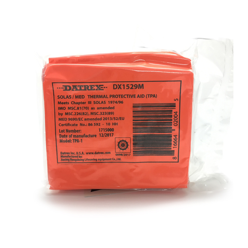 Datrex Thermal Protective Aid Solas image
